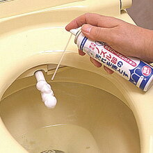 トイレ洗浄ノズルきれいにしま専科