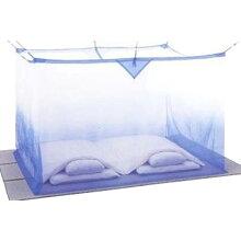 洗える ナイロン蚊帳(かや) 10畳 ぼかし