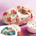 巾着袋 HAKOYA(ハコヤ) おべんとう袋 あづま袋 加賀桜 日本製