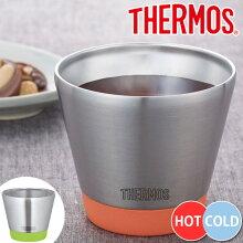 タンブラー サーモス thermos 真空断熱カップ 300ml ステンレス製 食洗機対応 JDD-301