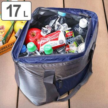 クーラーバッグ 防水トートバッグ tone トーン Lサイズ ネイビー 17L ( 保冷バッグ 保冷 クーラーボックス お買い物バッグ ショッピングバッグ エコバッグ 防水 ボックス型 アウトドア ピクニック )