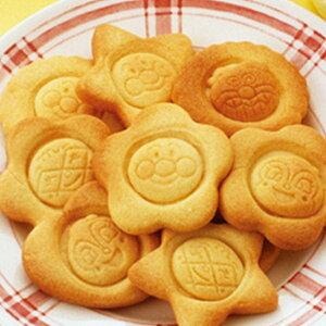 クッキー アンパン プラスチック キャラクター カッター ぱんまん