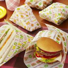ハンバーガー&サンドイッチ シート 24枚入