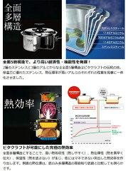 VitaCraftビタクラフトフライパン25.5cmオレゴンNo.8674IH対応