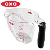 OXO オクソー アングルドメジャーカップ 中 500ml ( メジャーカップ 計量カップ キッチンツール 計量器具 キッチンツール 食洗機対応 )