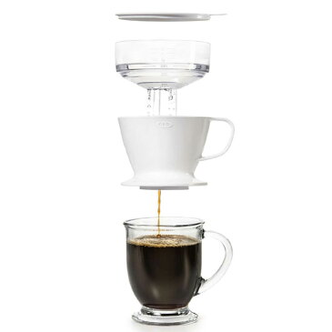 OXO オクソー オートドリップ コーヒーメーカー ( コーヒードリッパー コーヒーメーカー ドリップ珈琲 珈琲ドリッパー ハンドドリップコーヒー コーヒーポット コーヒー用品 コーヒーグッズ 抽出 キッチンツール キッチン用品 )