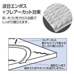 ダストモップ用シートプロテックマイクロクロス45cm