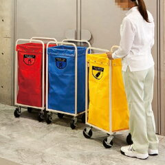 コンドルリサイクルカートY-4ECO袋(送料無料ダストカート分別回収ゴミ回収)