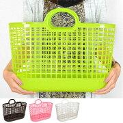 バスケット スカンジナビア スタイル ランドリー トートバッグ キッチン プラスチック