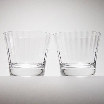 Baccarat バカラ ミルニュイ タンブラーグラス ロックグラス L ペアグラス 2105-396