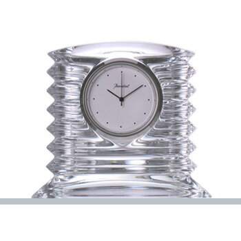 Baccarat バカラ ラランド クロック 時計 S クリア 2100-263