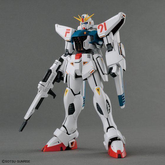 プラモデル・模型, ロボット MG 1100 F91 Ver.2.0