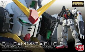 <5月12日発売>RG 08 ガンダムMk-2(エゥーゴ仕様)