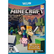 Wii U マインクラフト MINE CRAFT Wii U EDITION 【マイクラ】【追…