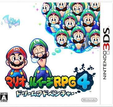 3DS マリオ&ルイージRPG4 ドリームアドベンチャー 【ゆうパケット可】【RCP】