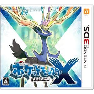 メール便(180円)配送可能!3DS ポケットモンスター X ポケモンX 【RCP】