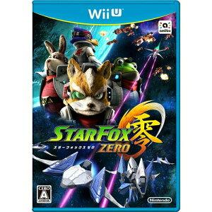 Wii U スターフォックス ゼロ 【STARFOX ZERO】【1個までゆうパケット可】【R…