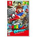 Nintendo Switch スーパーマリオ オデッセイ 【新品】【1個までゆうパケット可】...
