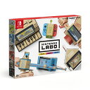 Nintendo Labo Toy-Con 01: Variety Kit(ニンテンドーラボ バラエティキット)【新品】[201804][120]