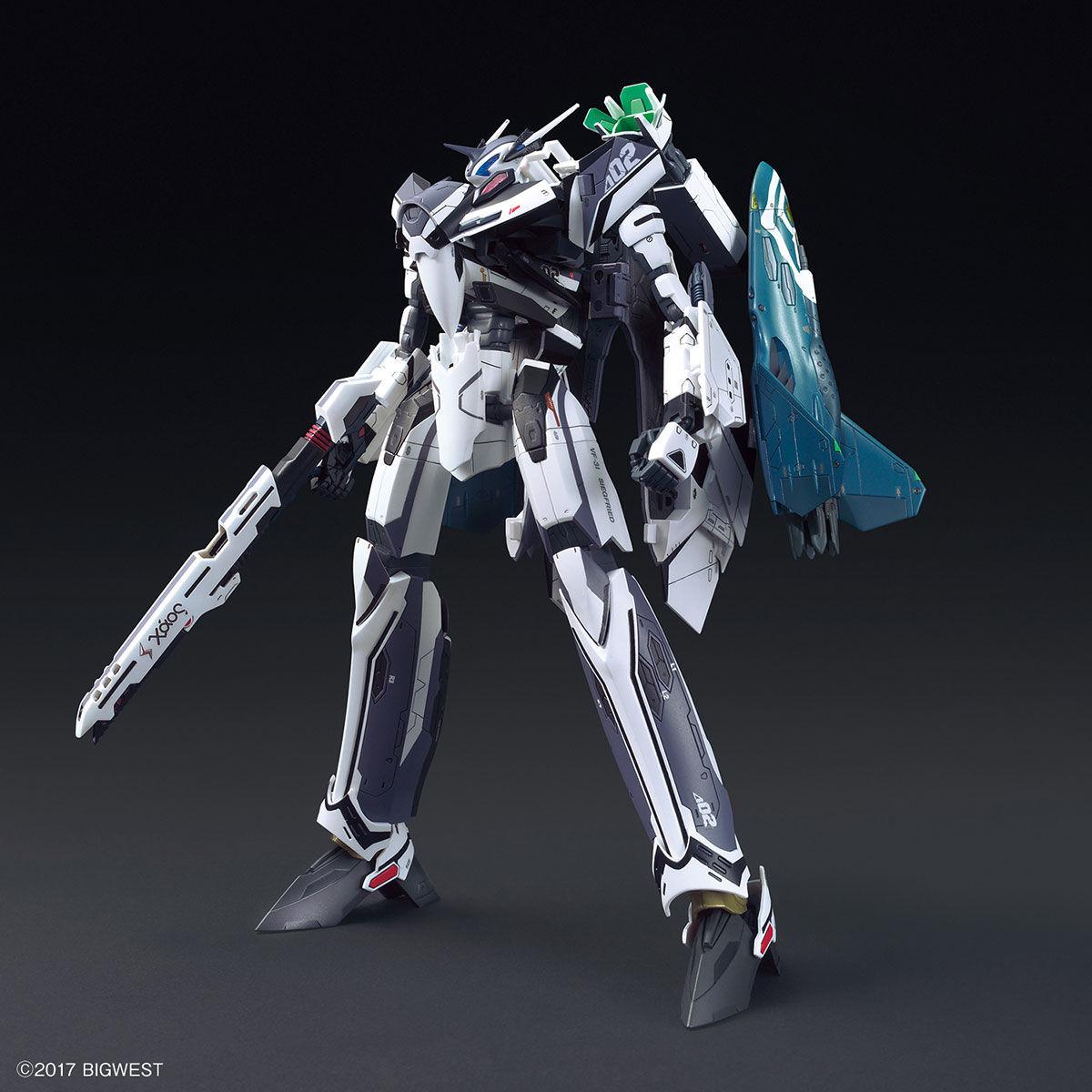 プラモデル・模型, ロボット  172 VF-31F ()