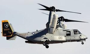 ハセガワ プラモデルMV-22B オスプレイ 1/72スケール <7月20日発売予定>