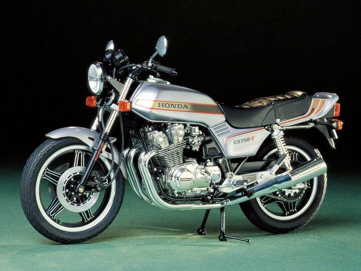タミヤ 1/12 オートバイシリーズ No.6 Honda CB750F【14006】画像