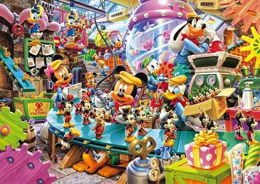 ディズニー300ピース ミッキーのトイファクトリー (30.5×43cm) (D-300-268)【ディズニーパズル】