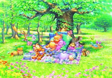 ディズニー300ピース やわらかな午後(30.5×43cm) (D-300-204)【ディズニーパズル】