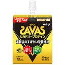 SAVAS ザバス リカバリー プロテインゼリー 180g明治 SAVAS PROTEIN スポーツ 運動 栄養補助 ザバスプロテイン 筋肉