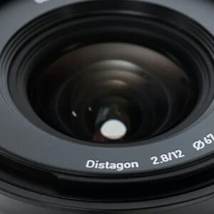 CarlZeiss(カールツァイス)Touit12mmF2.8/EマウントAPS-CAF