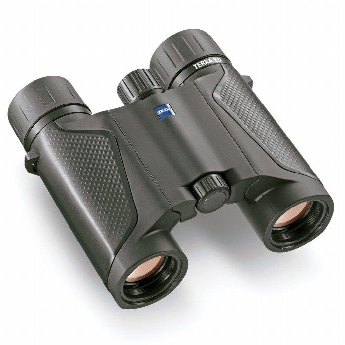 CarlZeiss(カールツァイス)TerraEDPocket10x25Black/双眼鏡10×25父の日プレゼント