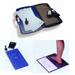 (ドイツ製)Foot Printer Set フットプリンターセット - 足低圧を簡単に計測出来ます。【smtb-s】:快適生活応援倶楽部Localservice