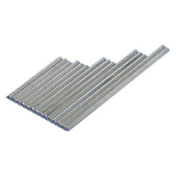(鍼管/針管(しんかん))前田豊吉商店 細八角管(ステンレス)(F14-300) 5分〜8分用 1本 - スリムで使いやすい八角管。