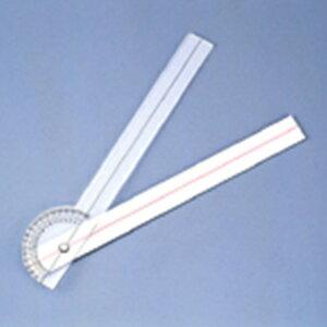 プラスティック角度計(33cm)