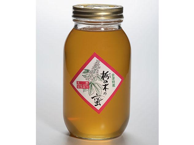 【レビューを書いて10%OFFクーポンプレゼント】【ハニー松本】会津産天然蜂蜜 「栃の木の蜜」 2.4kg【送料無料】【はちみつ・大容量】【10%OFFクーポンは店内全商品でご利用いただけます】