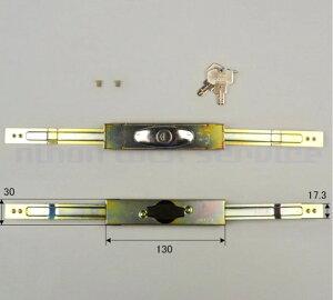 三和新型ディンプルキーシャッター錠