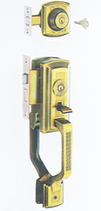 GOAL装飾錠(立山アルミ)