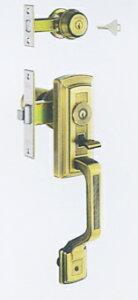 GOAL装飾錠(三協アルミ)