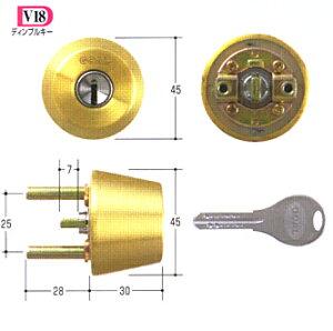 GOALTX(TTX)V18シリンダーDT28-31ゴールド色