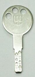 WEST355用合鍵