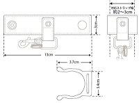 havitoバッグキーホルダーバンドタイプキーホルダー[革/レザー][日本製MADEINJAPAN]【全3色/キャメル・ブルー・レッド】【送料無料】havito(ハビト)×ナチュラル・マーケット
