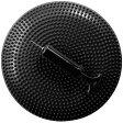 【送料無料】バランスディスク バランスクッション 1個 ポンプ付き EGS(イージーエス) バランスディスク EG-3082【体幹クッション ヨガクッション】【バランスボール ヨガマット 腹筋ローラー ダンベル などの 筋トレ ヨガ フィットネス 用品 と一緒に】[返品交換不可][ZX]