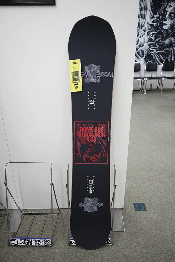 ROME SNOWBOARDS [ BLACKJACK @70200 ] ローム スノーボード :ロコモショップ