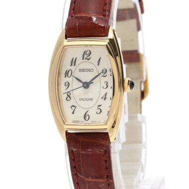 SEIKO エクセリーヌ ユニセックス 腕時計 SWDB062