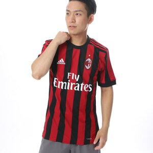 アディダス adidas メンズ サッカー/フットサル ライセンスシャツ ACミラン ホーム レプリカ ユニフォーム AZ7069