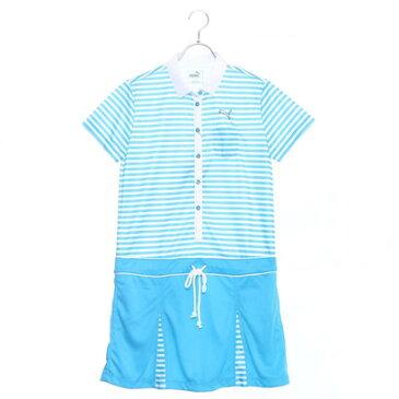 【アウトレット】プーマ PUMA ゴルフ W SS ワンピース (ATOMIC BLUE)