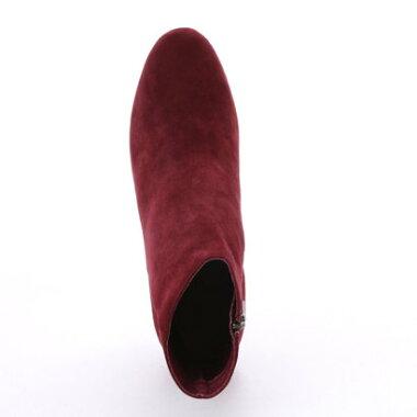 ピック アンド ペイ PIC & PAY ピック アンド ペイ PIC & PAY ヒール ラウンド シンプル プレーン ショートブーツ 本革使用