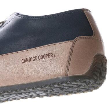 キャンディスクーパー CANDICE COOPER ローカットスニーカー (ブルー)