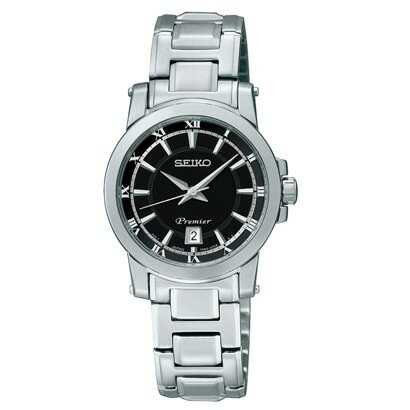 SEIKO プルミエ Premier 腕時計 国産 レディース SRJB015