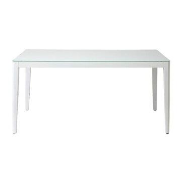 IDC OTSUKA/大塚家具 テーブル ウィズ 1500 GDT-7681 ホワイト (ホワイト)【返品不可商品】